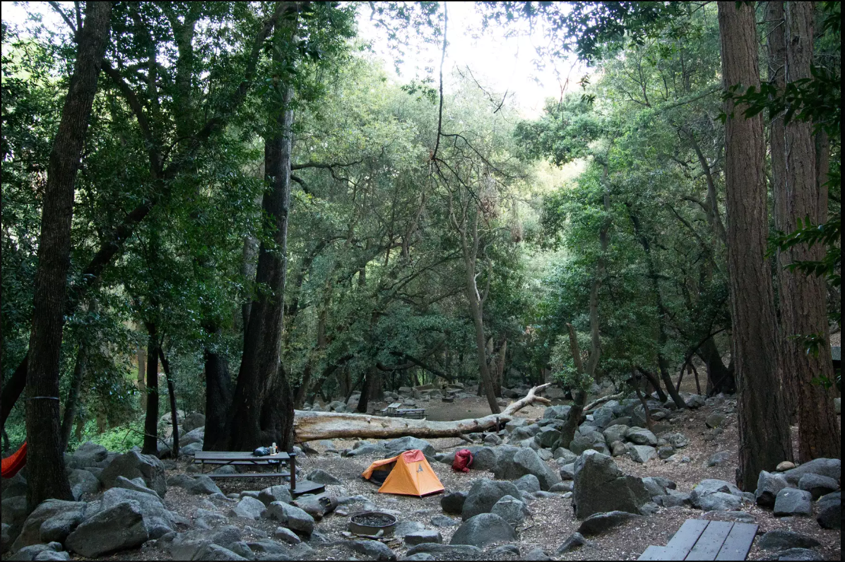 best places to camp near los angeles. | camping | pinterest