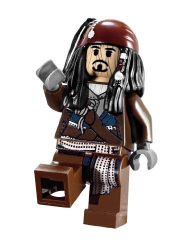 LEGO 71010 MINIFIGURES Series 14 #02 Zombie Pirate