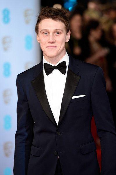 George MacKay Picture 3 - EE British Academy Film Awards