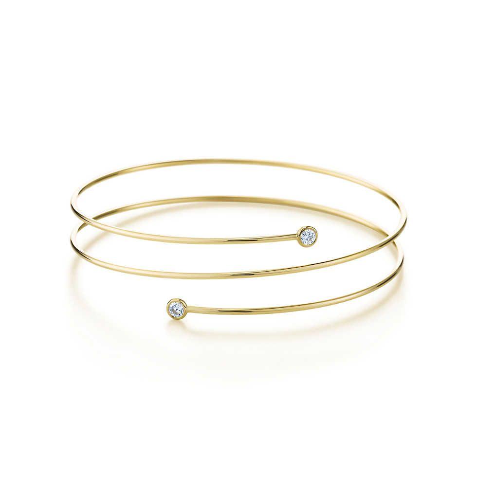 2ed24ebd9 Elsa Peretti® Diamond Hoop Bracelet | GIFTS FOR GIRLS | Elsa peretti ...