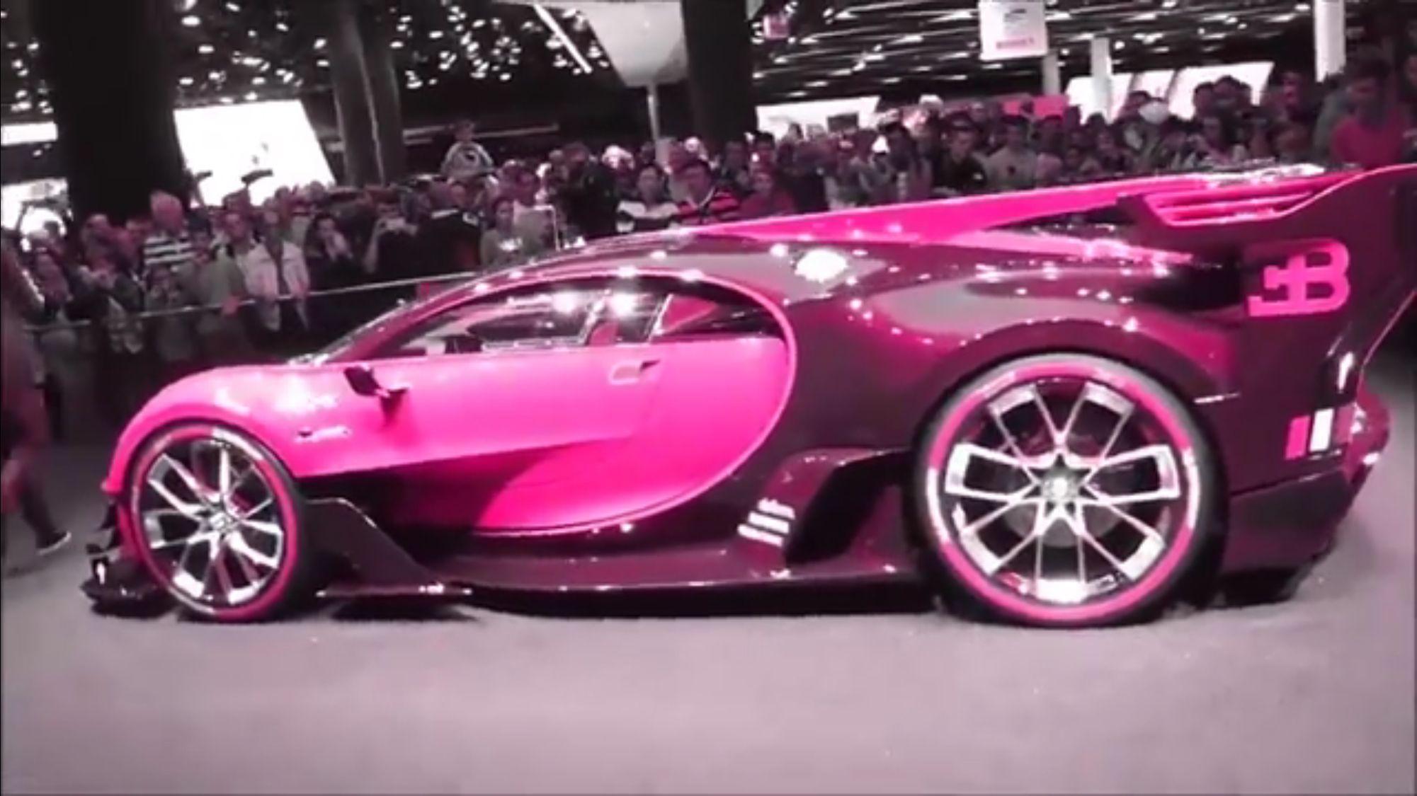 Color changing Bugatti Bugatti, Sport cars, Super cars