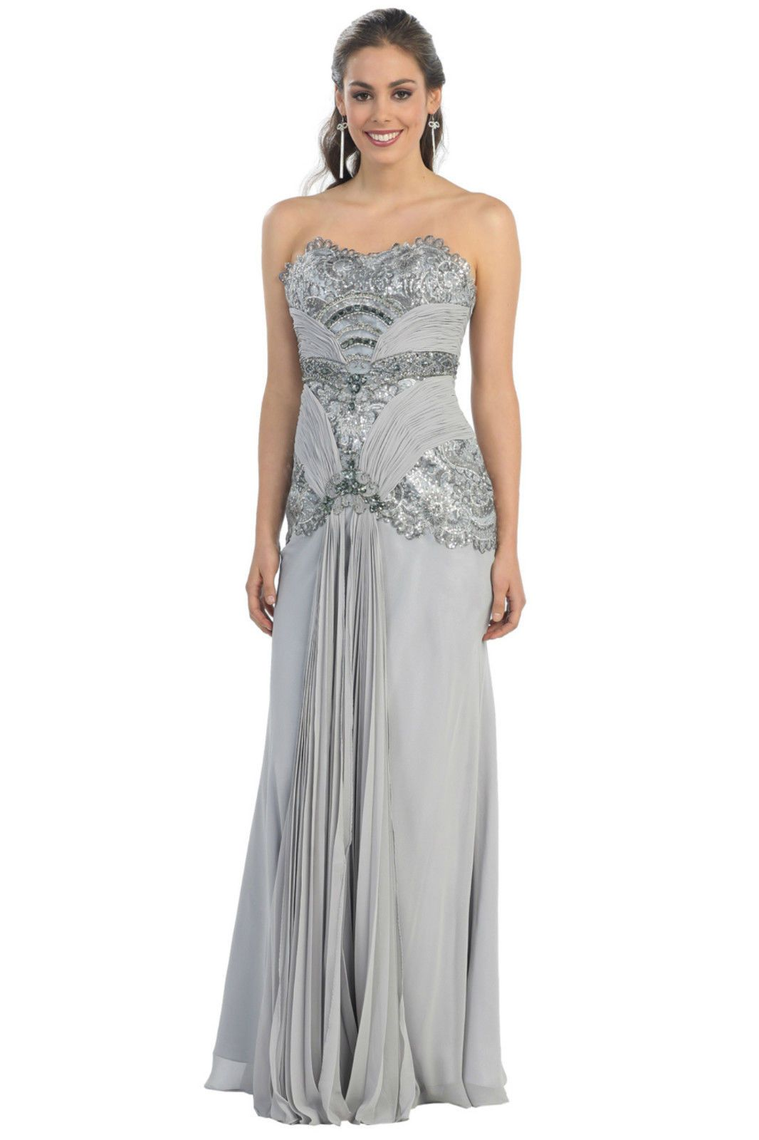Vintage Hollywood Mother of the Bride Dresses