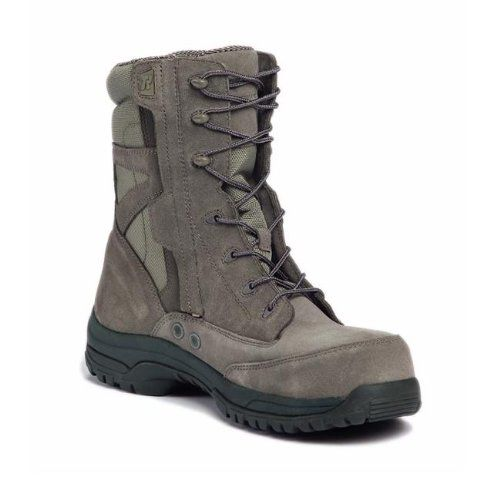 Amazon.com: Tactical Research Paladin Side Zip Comp Toe Boot: Shoes