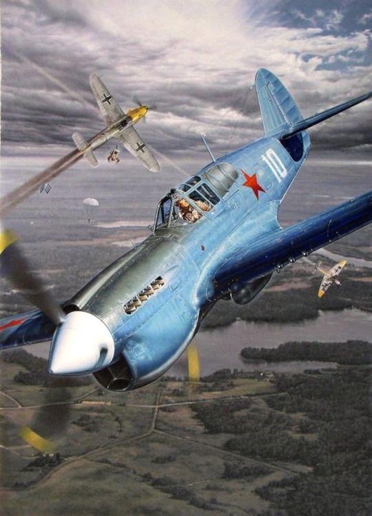 Soviet Lend Lease P-40 | World War II and Korea Aircraft