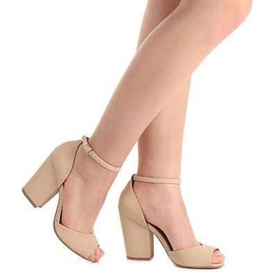Silver Open Toe High Heels - Heel Direct