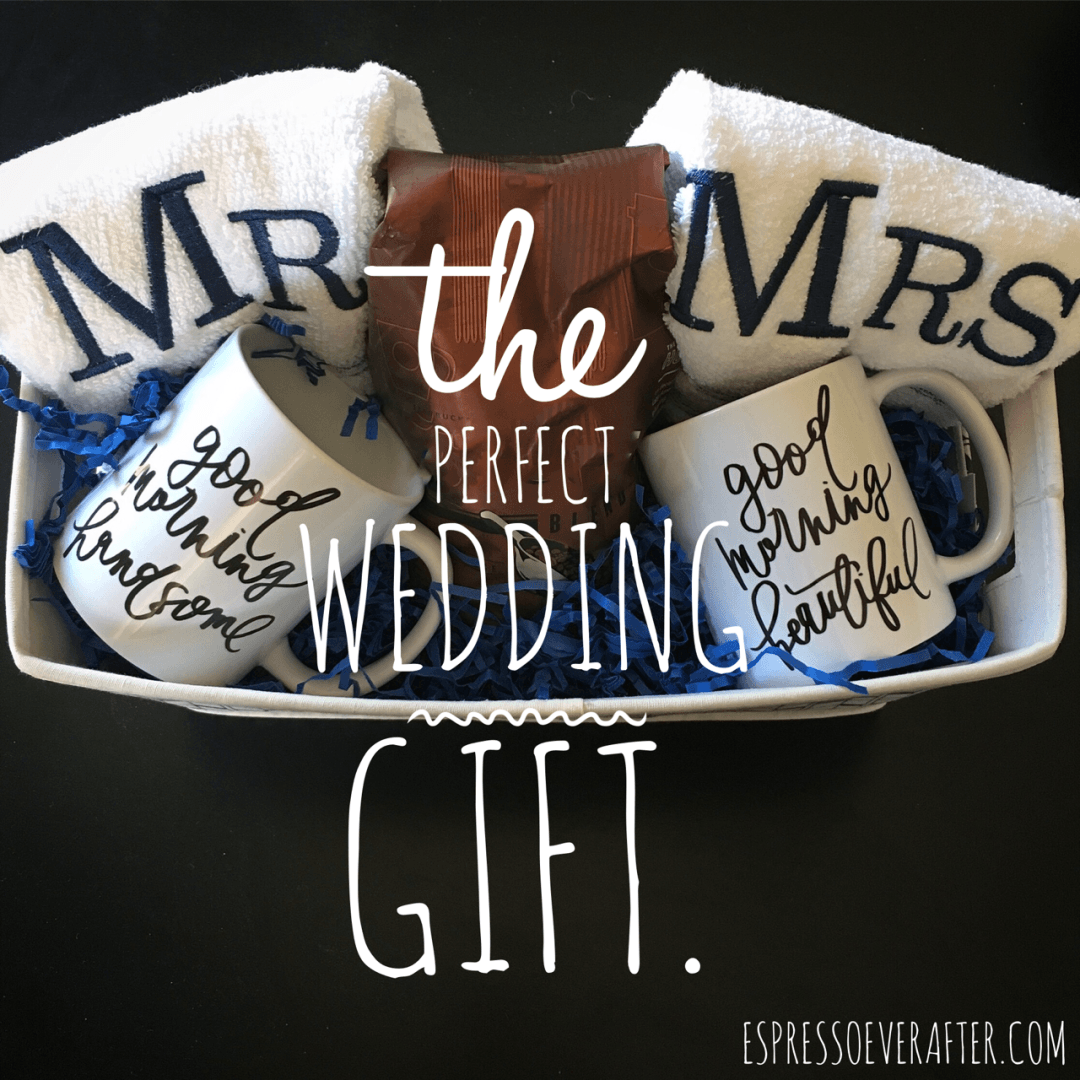 Easy Wedding Gift Ideas: CHEERS! To Wedding Season