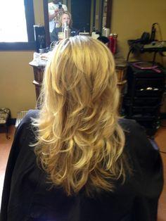 Long Hair Lots Of Layers Google Search Hair Long