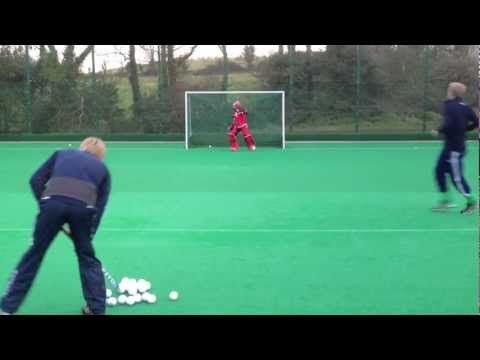 Beat The Goalie Youtube Field Hockey Field Hockey Hockey