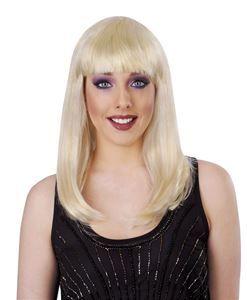 Blonde International Bombshell Deluxe Wig - 380935 | trendyhalloween.com