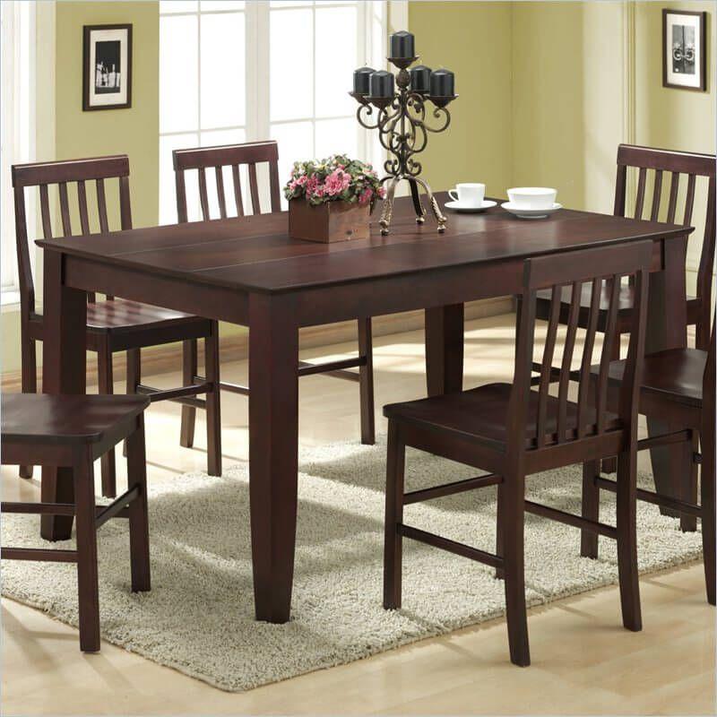 Dunkles Holz Esszimmer Tisch Küchen Dunkles Holz Esszimmer Tisch U2013 Das  Dunkle Holz Esstisch Ist Elegante