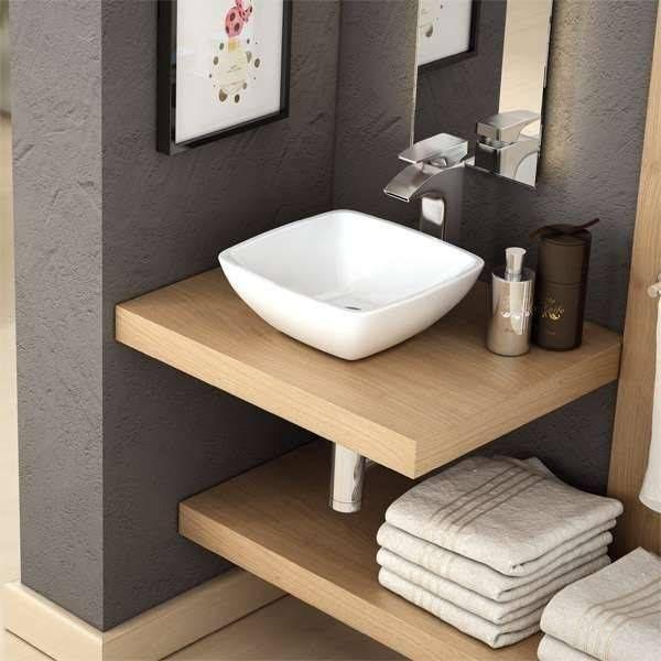 LAVABO GERBERA | Decoracion de baños modernos, Ovalines ...