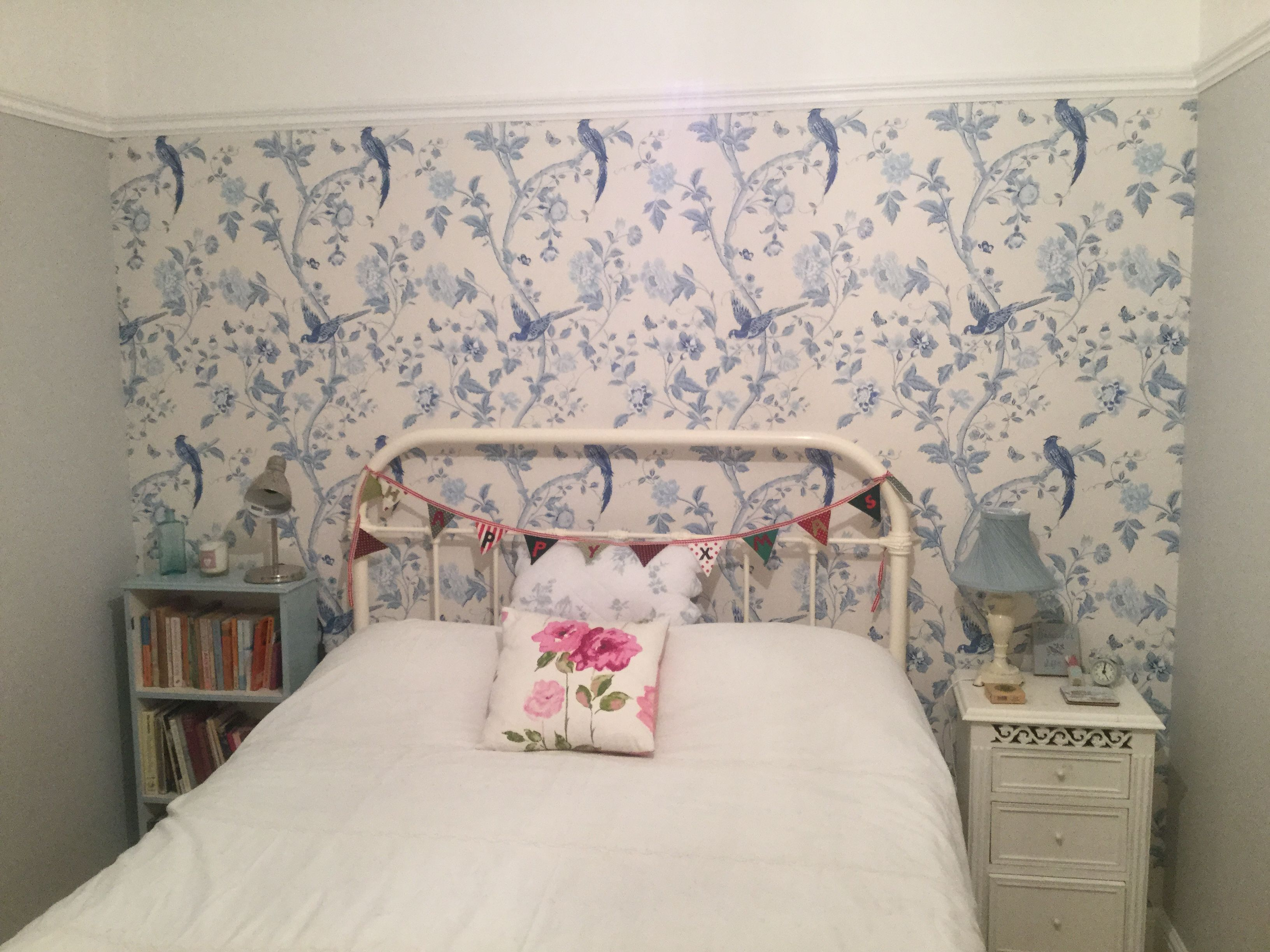 Bedroom Ideas Laura Ashley farrow and ball ammonite laura ashley summer palace royal blue