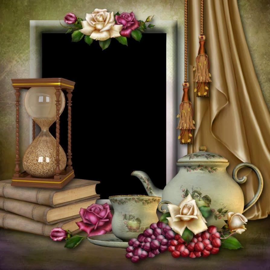 hora del te | Frames - Floral | Pinterest