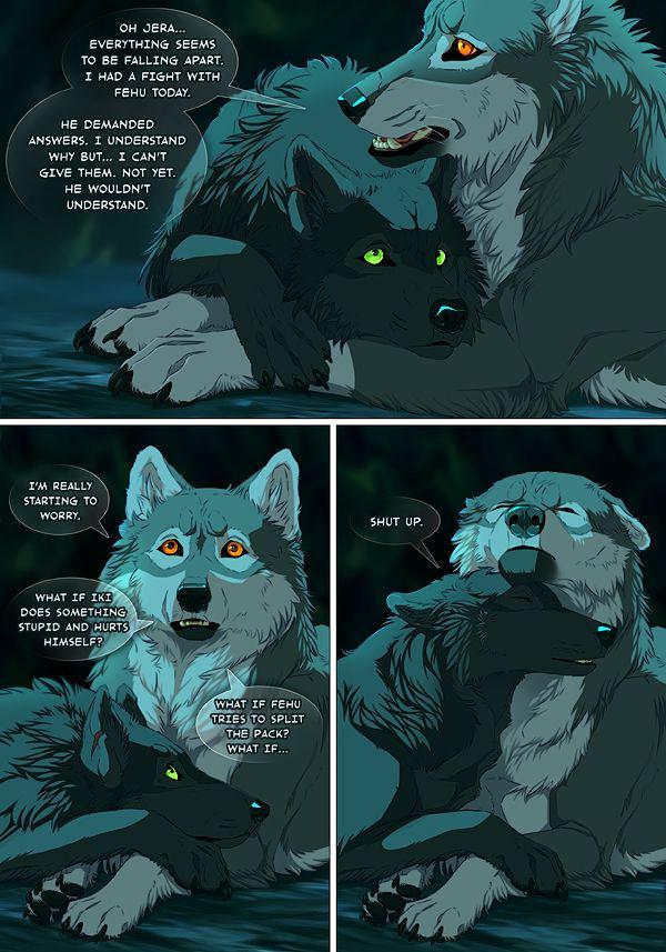 Фурри волки комикс фото 4-288