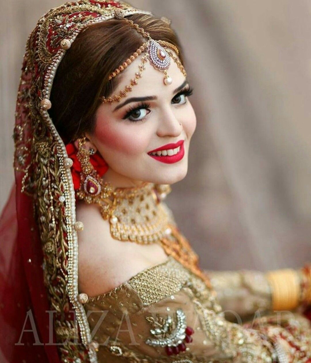 Pakistani Bride (With Images)