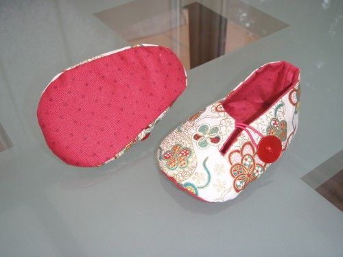 tuto couture chaussons b 233 b 233 patron layette tricot and crochet