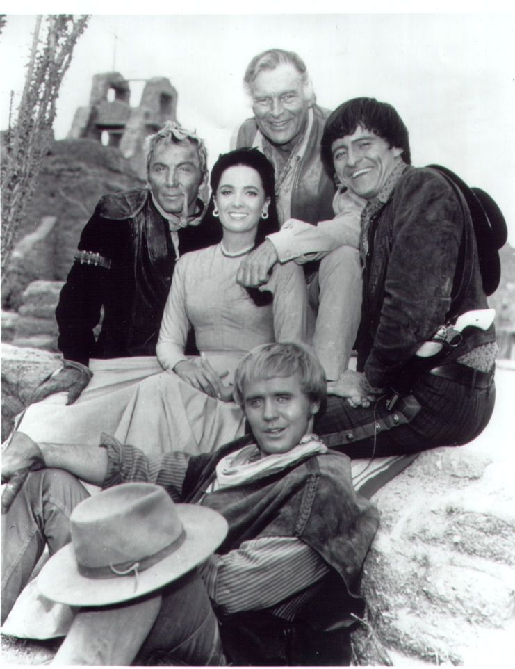 the high chaparral Cast   THE HIGH CHAPPARAL STORIES