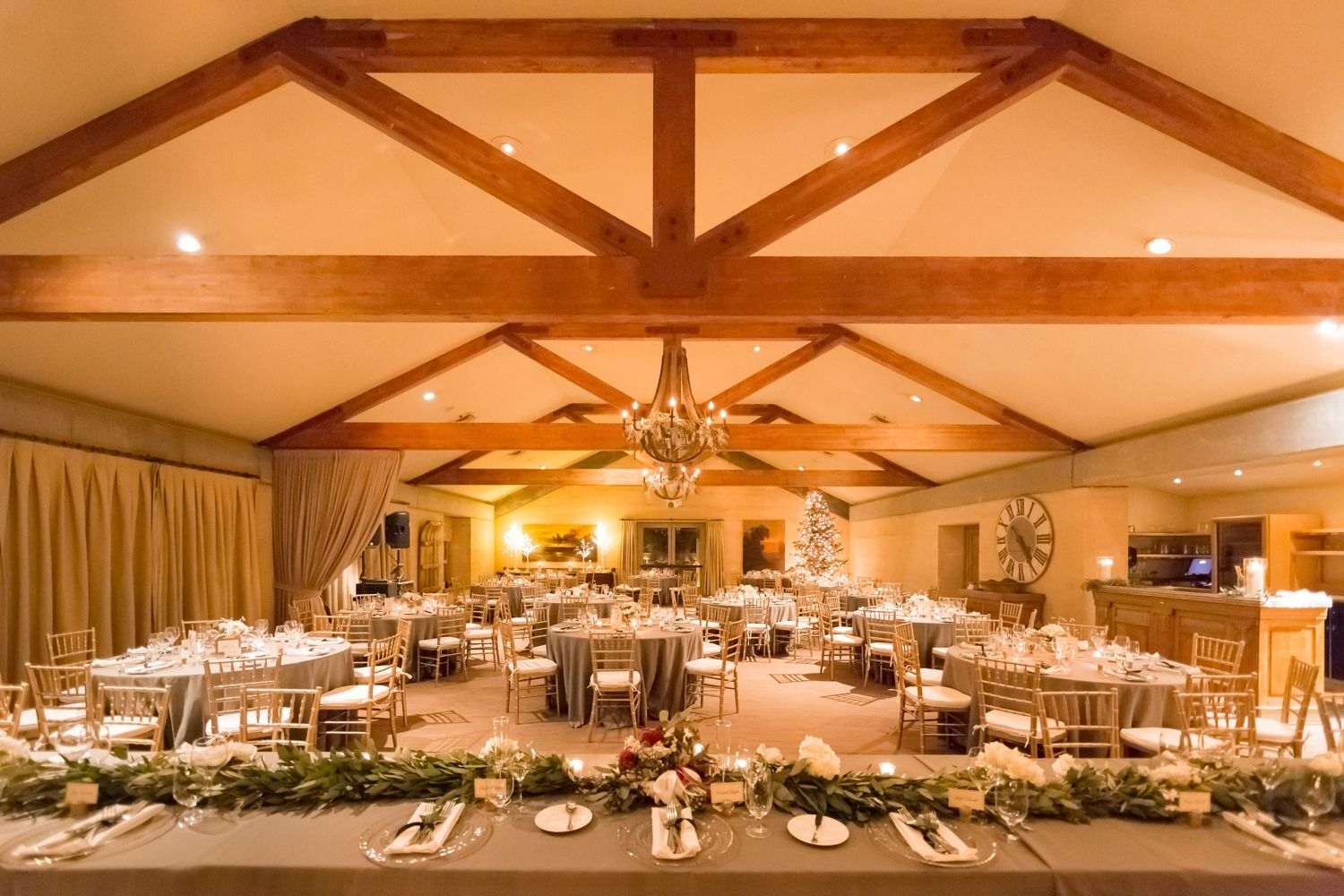 Rustic French Great Room At Ramekins In Sonoma The Perfect Wedding Spot Inspiration Pinterest And Weddings
