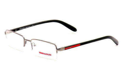 9af9352a1b16 Prada Sport Eyeglasses VPS57B VPS 57B 7JO-1O1 « Impulse Clothes ...