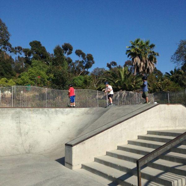 Best Skate Parks In Los Angeles Skate Park Park Los Angeles