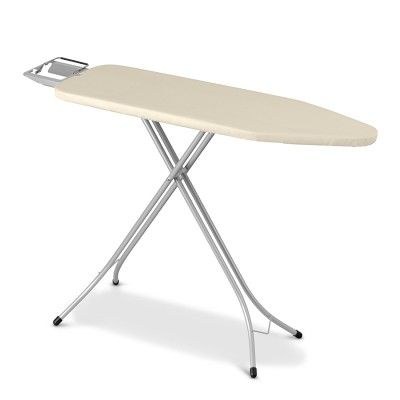 Brabantia Ironing Board Size B With Steam Iron Rest 49 X 15 Quot Brabantia Ironing Board Vintage Ironing Boards Steam Iron