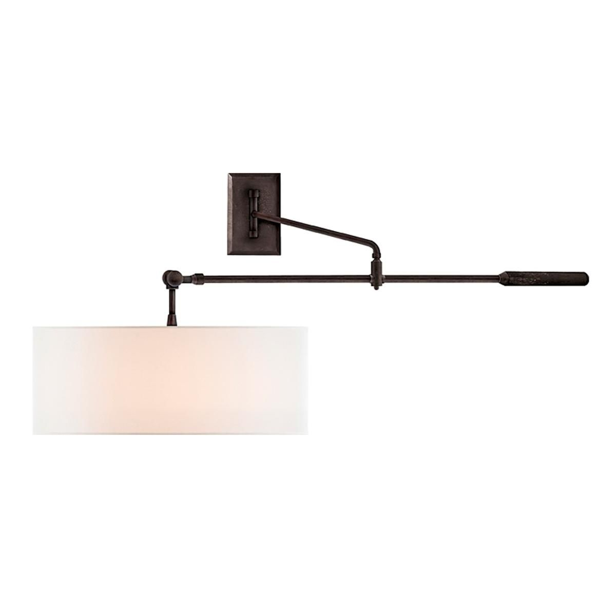 Lauren By Ralph Lauren Modern Swing Arm Wall Lamp Swing Arm Wall