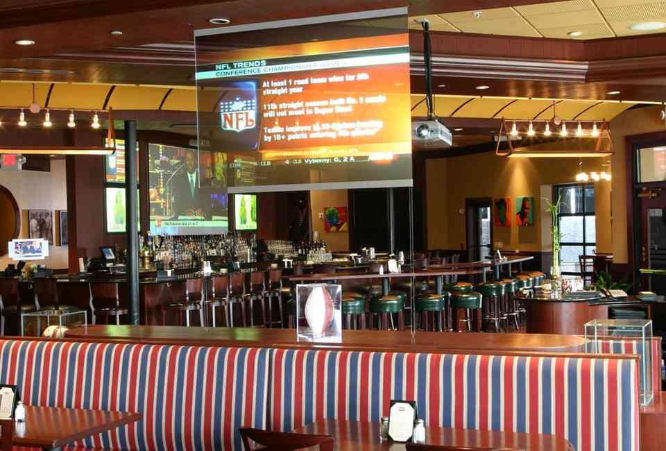 The Best Sports Bar in Every NFL City Sport bar design