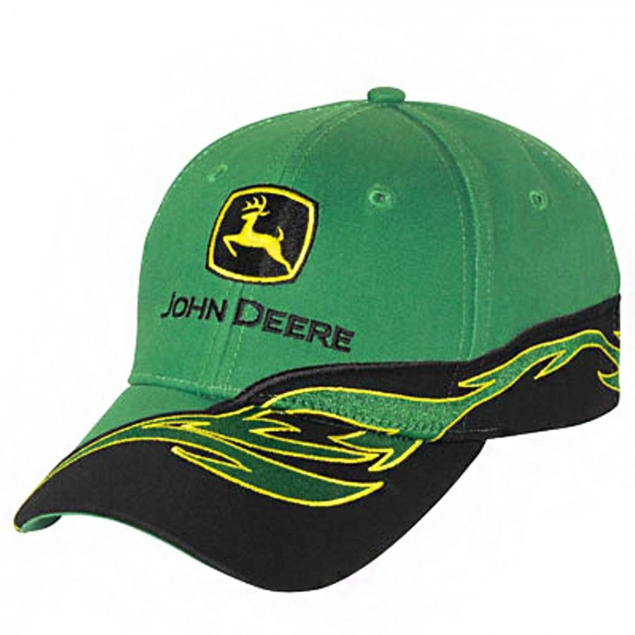 John Deere Performance Graphic Cap  f9980d94904