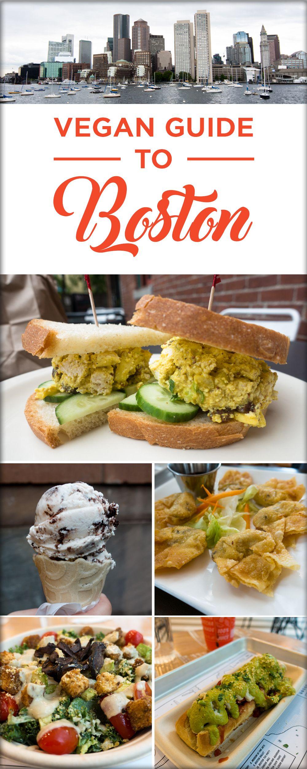 Vegan Guide To Boston Thyme Love Vegan Restaurants Vegan Friendly Restaurants Vegan Guide