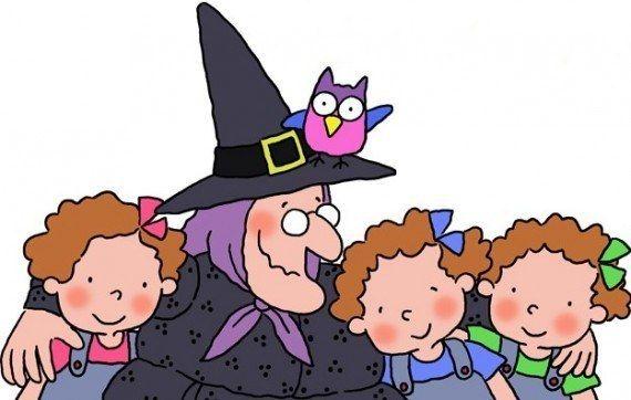 Nada Como Aprender A Curtir Bruxas Com A As Trigemeas Desenhos
