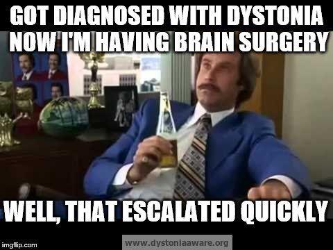 WwwDystoniaawareOrg  Dystonia Memes    Chronic Pain