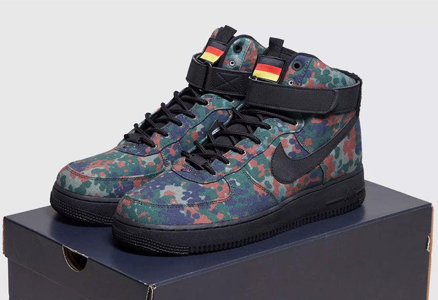 Nike Air Force 1 High Country Camo Germany BQ1669 300 SBD