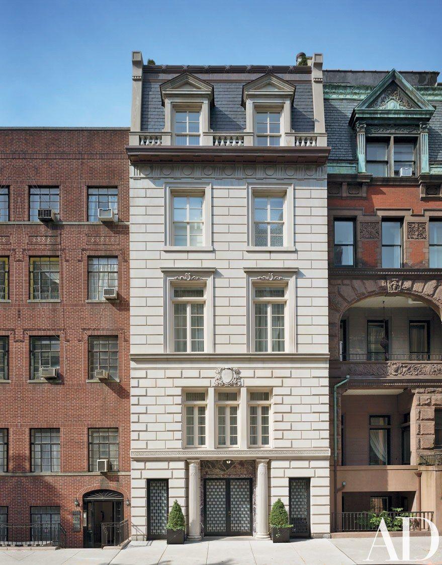 Donny Deutsch's House in New York City French