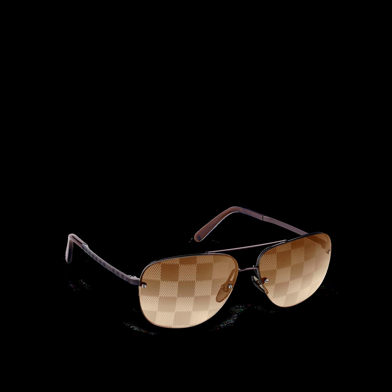 c88a6257ab Picture of Louis Vuitton Sunglasses Damier