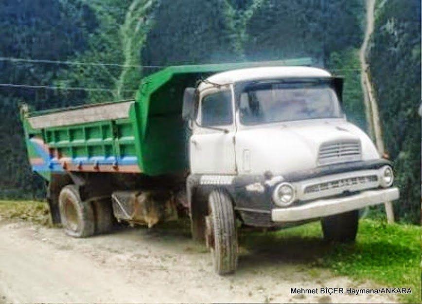 1964 Thames Trader, Turkey | Legendary & Oldtime FORD Trucks ...