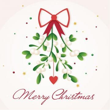 Merry Christmas Greeting Card Christmas Vector Card Vector