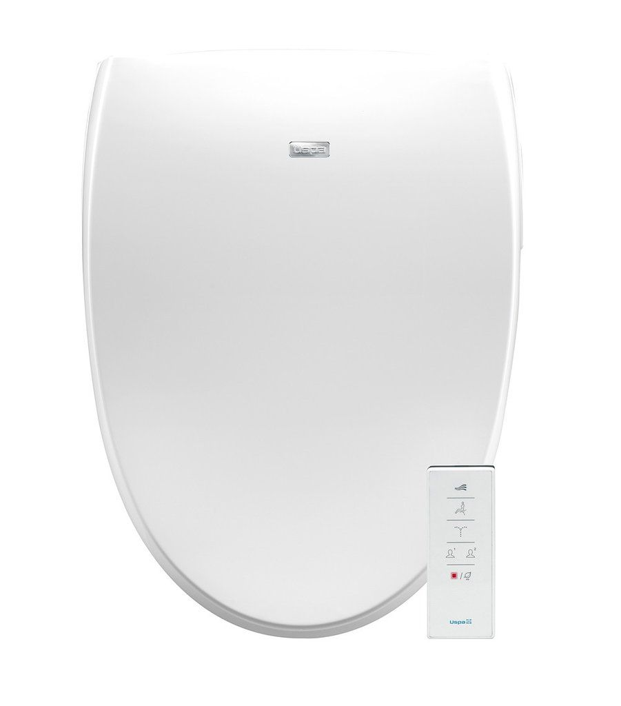Bio Bidet Bidet Toilet Seat W Heated Seat A8 Serenity With