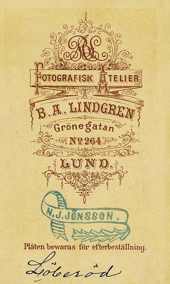 B. A. Lindgren
