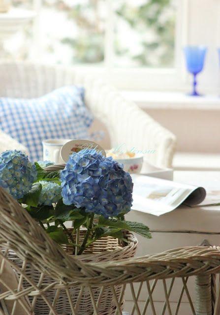its a blue/tiful cottage  ~~ ♫   X ღɱɧღ