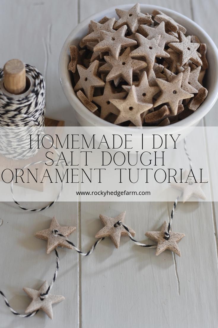 ✔ Homemade Christmas Ornaments Salt Dough #homemadetattoo #homemadeSushi #homemadeproduct