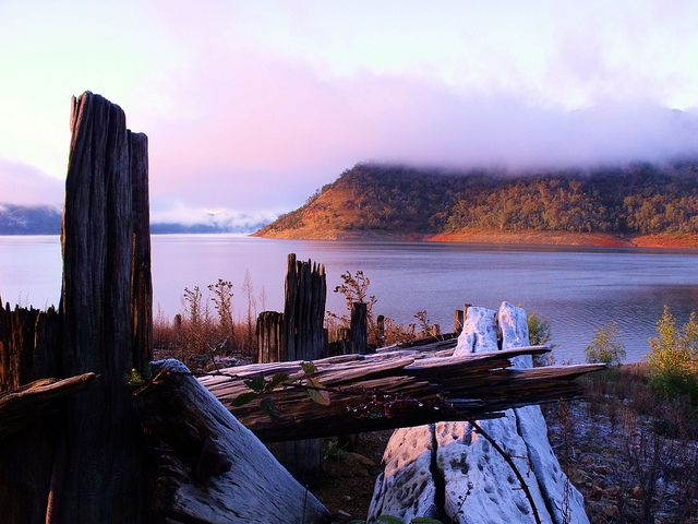 "Winter, New South Wales. ""Frosty reception"" by Blackshilo, via Flickr"
