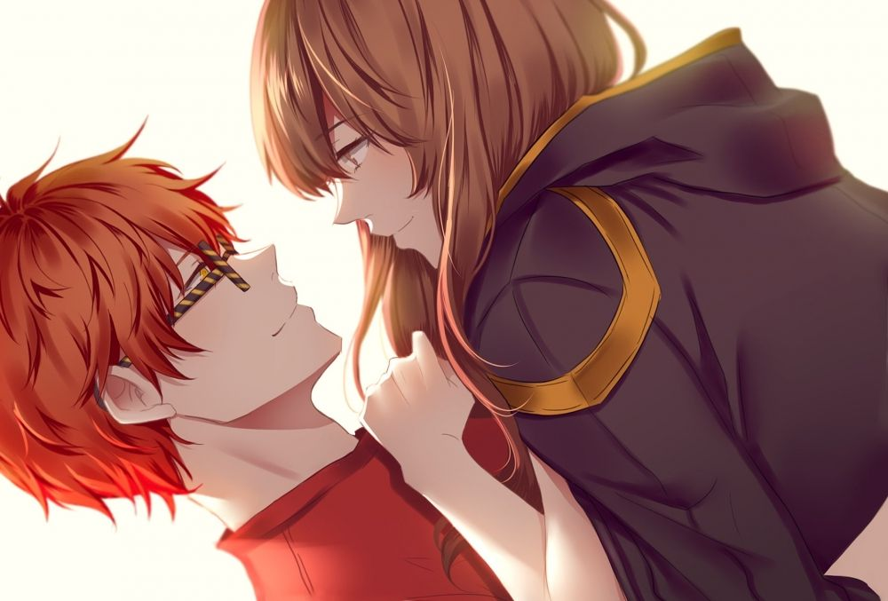 Mystic Messenger Wallpapers Hd Desktop Wallpapers Wallpapermaiden Mystic Messenger Fanart Zen Mystic Messenger Mystic Messenger