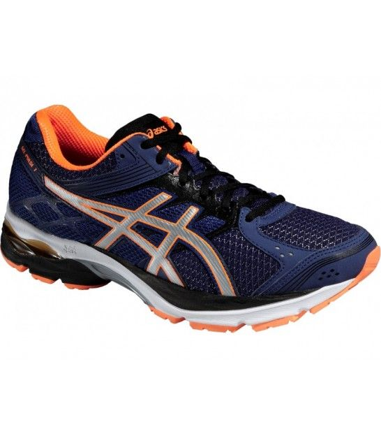 ASICS GEL PULSE 7 DEEP COBALT SILVER HOT ORANGE | Asics
