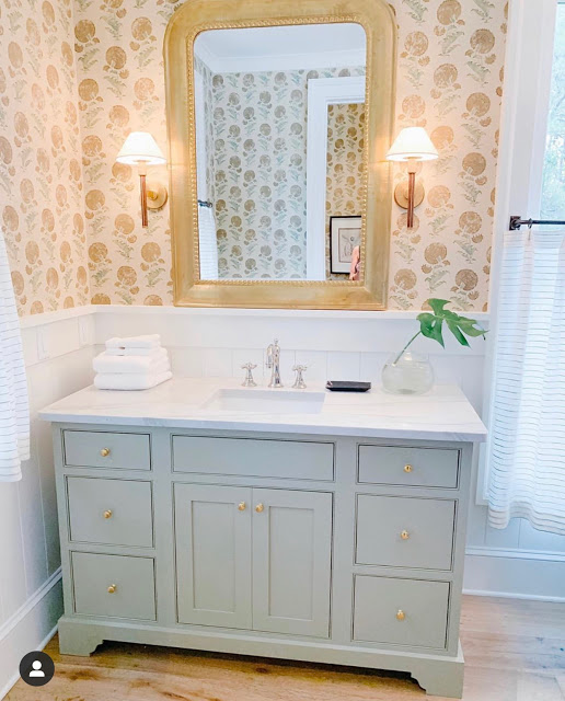 Southern Living Idea House 2019 Southern Living Homes Southern Living Bathroom Red