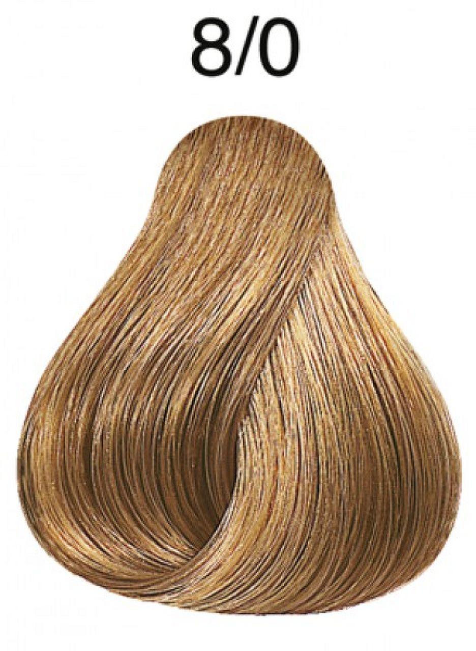 Wella Koleston Perfect 8 0 Blond Deschis 60ml Wella Hair Color Wella Koleston Hair Tint