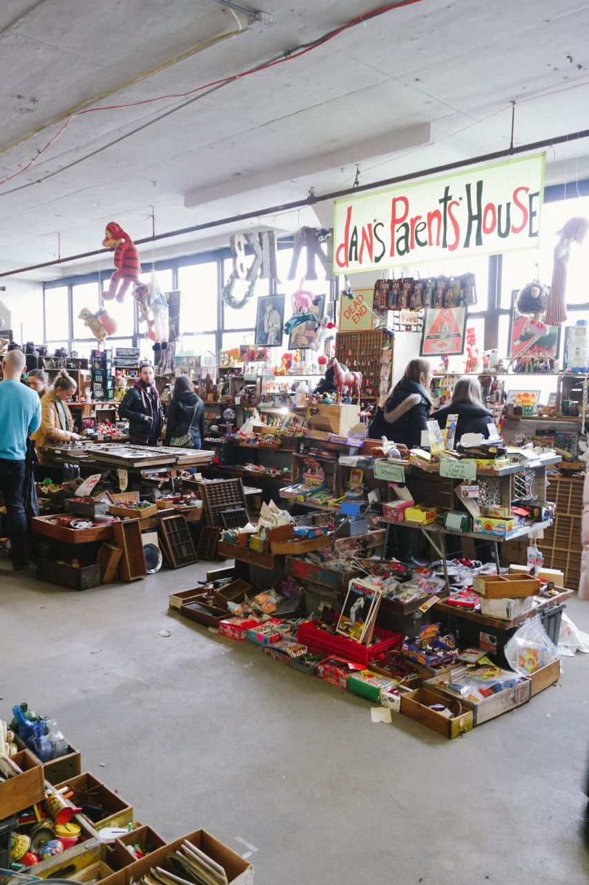Sunday Feasting   Flea Market   Flea market nyc, Brooklyn