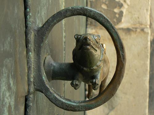Pig Dog, Quedlinburg (UNESCO WHS)