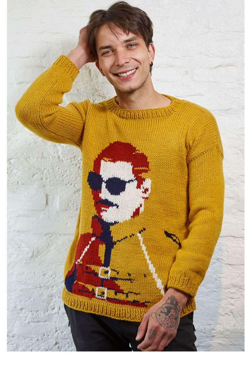 Freddie Mercury Sweater en 2020