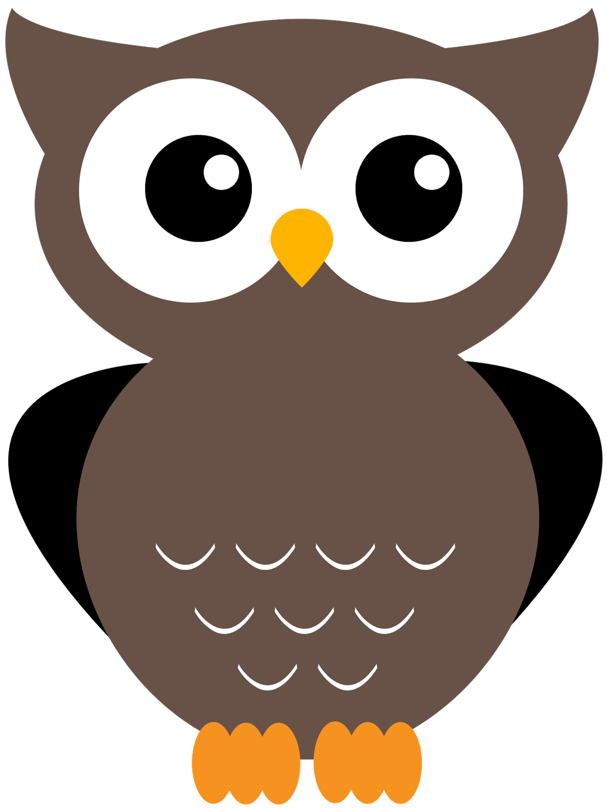 Giggle and Print | Owl Clipart | Pinterest | Eule