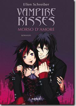 vampire kisses jagger and luna